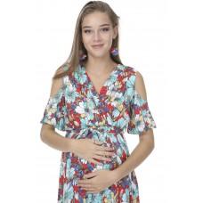 2931 Hamile Şifon Baby Shower / Abiye Elbise