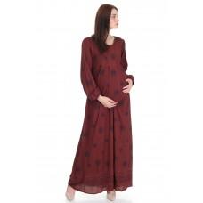 Hamile Tesettür Elbisesi
