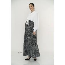 5113 Hamile Uzun / Tesettür Elbise